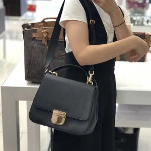 MK black MD Bag